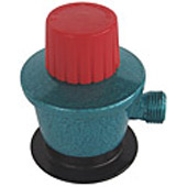 Regulador botella propano presión salida libre